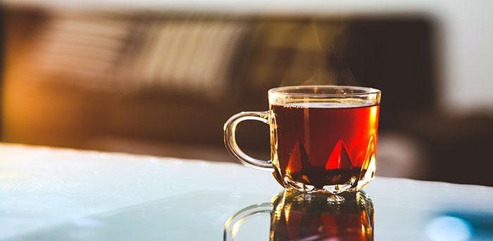 Rishi Faces Backsplash Over Tea & Tax