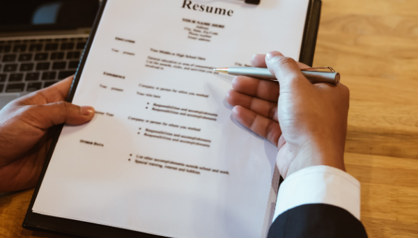 Is your CV on track for the post-lockdown market